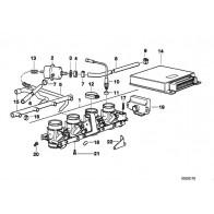 Flüssigkeitsbehälter eckig Original BMW 34311451863 SUPER PREIS
