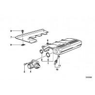 Original BMW 13628576316 AGR-Temperatursensor L=216MM 3er 5er X3 2er X1 7er...