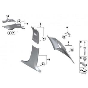 "Abdeckkappe ""Airbag"" SAVANNABEIGE    X1 X3 X4  (51432993028)"
