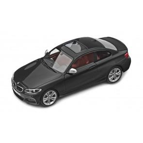 BMW Miniatur 2er F22 Coupé