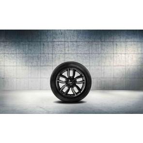 MINI Winterkompletträder 5 Star Double Spoke R124 schwarz 17 Zoll R60 R61 RDC LC