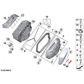 Blende Kofferdeckel rechts grundiert (77418414370)
