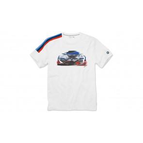 BMW Motorsport Herren T-Shirt Motion