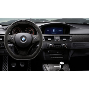 BMW M Performance Abdeckung Alcantara / Carbon 5er F07 F10 F11 6er F06 F12 F13