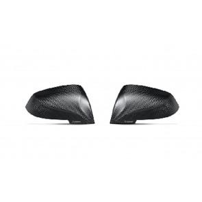 Akrapovic Carbon Fiber Mirror Cap Set - Matte, für M2 (F87)