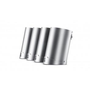Akrapovič Endrohr Set (Titan), für M3 (E90)