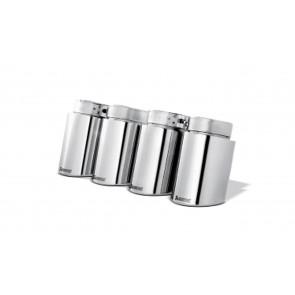 Akrapovič Endrohr Set (Titanium) M5 F10 M6 F06 F12 F13