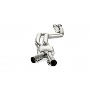 Akrapovič Evolution Link pipe set, für M3 (F80)/M4 (F82, F83)