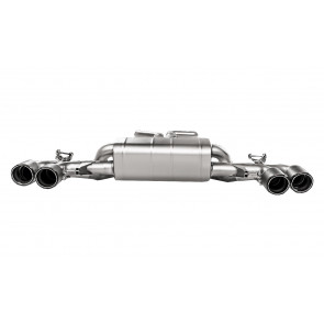 Akrapovic Evolution Line (Titan) M5 F90 M5 Competition