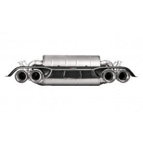 Akrapovic Rear Carbon Fiber Diffuser M3 F80 M4 F82 F83