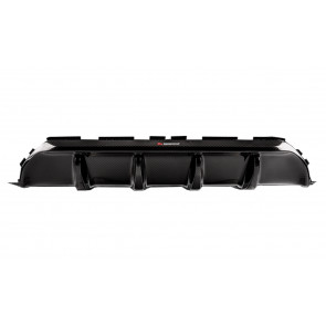 Akrapovic Rear Carbon Fiber Diffuser M5 F90 M5 Competition