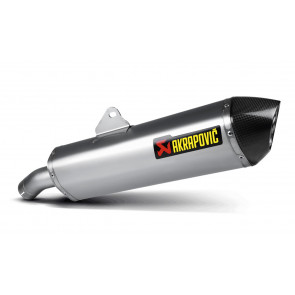 Akrapovic Slip-On Line (Titan) F 800 GT / F 800 R
