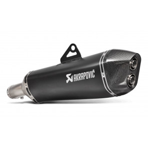 Akrapovic Slip-On Line (Titan) F 650 GS / F 700 GS / F 800 GS / F 800 GS Adventure