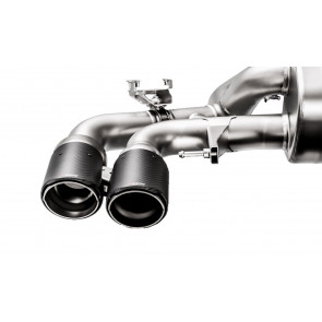 Akrapovic Tail Pipe Set Carbon M5 F90 M5 Competition