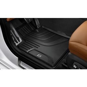BMW Fußmatten Allwetter vorne 6er G32