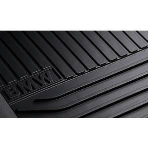 BMW Allwetterfußmatten schwarz hinten 5er F07 GT LCI