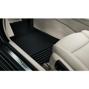 BMW Allwetter Fußmatten vorne 5er F10 F11