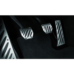 BMW Performance Alu-Fußstütze 1er E81 E82 E87 E88 3er E46 E90 E91 E92 E93