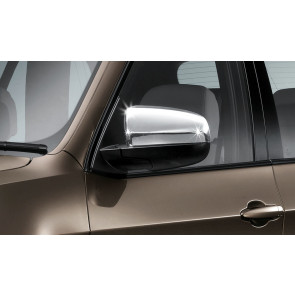 BMW Außenspiegelkappe Alu satiniert X5 E70 X6 E71 E72