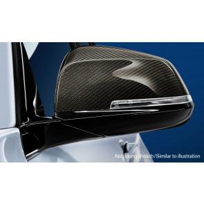 BMW M Performance Außenspiegelkappe Carbon 5er F07 F10 F11 6er F06 F12 F13 7er F01 F02 F04 (Facelift-Modelle)
