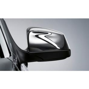 BMW Außenspiegelkappe chrom 5er F07 F10 F11 6er F06 F12 F13 7er F01 F02
