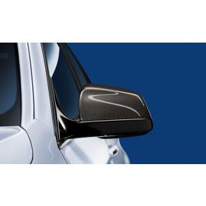 BMW M Performance Außenspiegelkappe Carbon 5er F10 F11 ohne Spurwechselwarnung