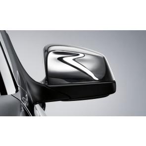 BMW Außenspiegelkappen Chrom für 5er F10 F11
