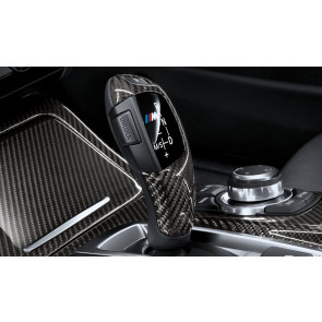 BMW M Performance Carbon-Blende Gangwahlschalter 5er F07 F10 F11 7er F01 F02 F04