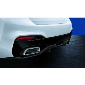 BMW M Performance Blende Stoßfänger hinten 5er G30 M550i xDrive