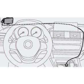 BMW Adapter Stromversorgung Navigation Portable
