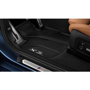 BMW Allwetter Fußmatten vorne X3 G01