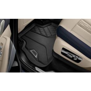 BMW Allwetter Fußmatten hinten X6 G06 X6M F96