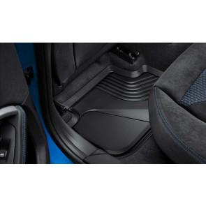 BMW Allwetter Fußmatten hinten 1er F40 2er F44