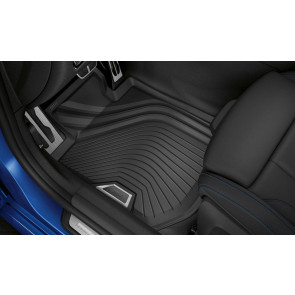 BMW Allwetter Fussmatten vorne 3er G20 G21 4er G22 G23