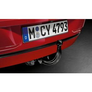 BMW Anhängerkupplung abnehmbar inkl. Anbausatz Elektrikteile 1er E81 E87