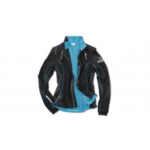 BMW Athletics Performance Funktionsjacke Damen schwarz