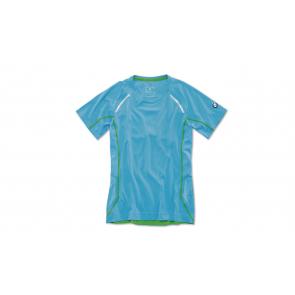 BMW Athletics Sports T-Shirt Damen blau