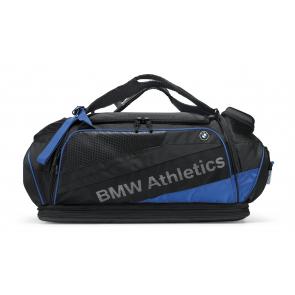 BMW Athletics Performance Sporttasche schwarz/royalblau