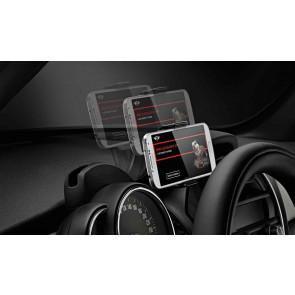 BMW Click & Drive Halter Spange Samsung S2 S3 S4 mit NFC