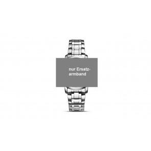 BMW Damen Ersatz-Armband Edelstahl silber