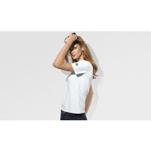 BMW Damen T-Shirt weiß
