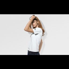 BMW Damen T-Shirt weiß (Gr. XXL)