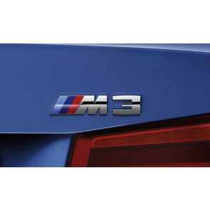 BMW M Performance Emblem M3 F80