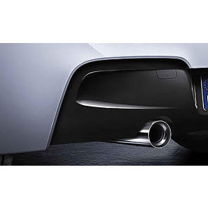 BMW Endrohrblende chrom 2er F45 F46 X1 F48