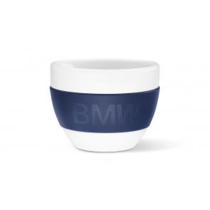 BMW Design-Espressotasse weiß/dunkelblau