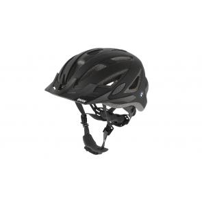 BMW Fahrradhelm anthrazit/schwarz