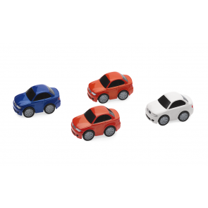 BMW Funcar 1er M Coupé Maßstab 1:100