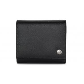 BMW Damen Portemonnaie Modern schwarz