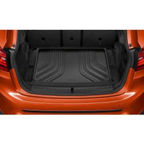 BMW Gepäckraumformmatte 2er F45 ActiveTourer ohne verschiebbarer Rückbank