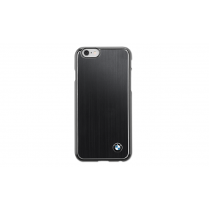 BMW Handy-Hartschale Aluminium schwarz iPhone 6 Plus